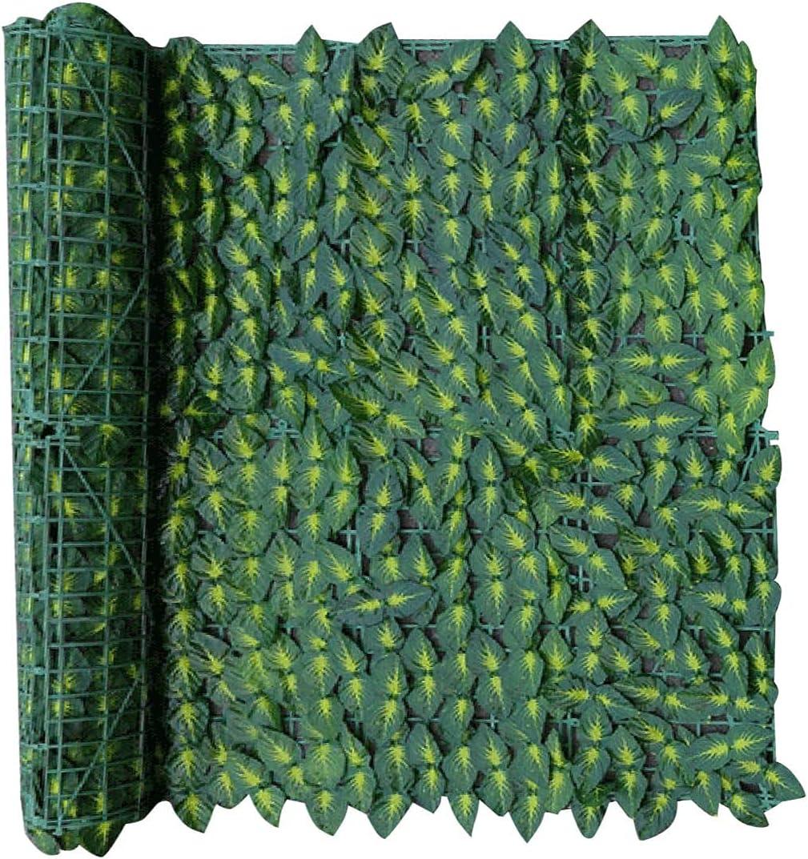 Modern Very popular Special price Adjustable Unique Artificial Ivy Priv Vine Leaf Hedge and