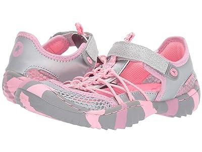 Jambu Kids Everly (Toddler/Little Kid/Big Kid) (Silver) Girls Shoes
