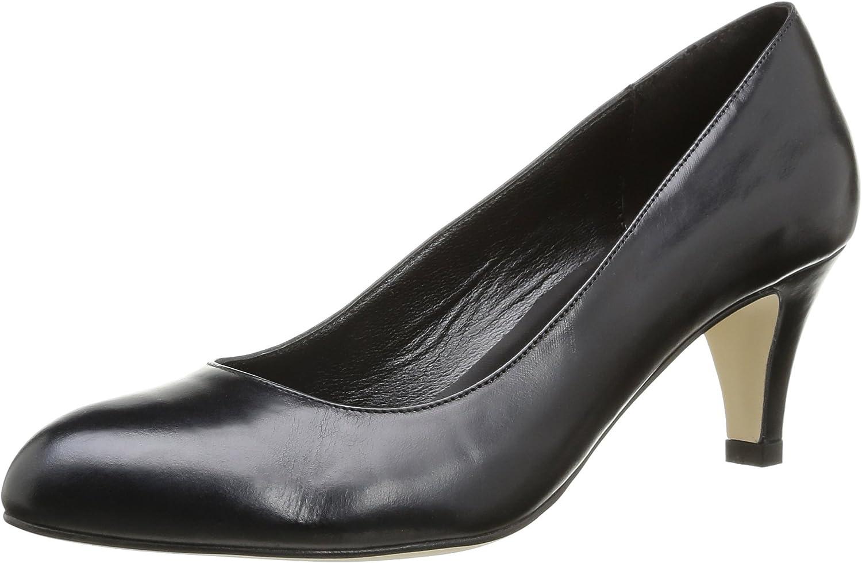 JONAK Womens 11211 Leather Heels