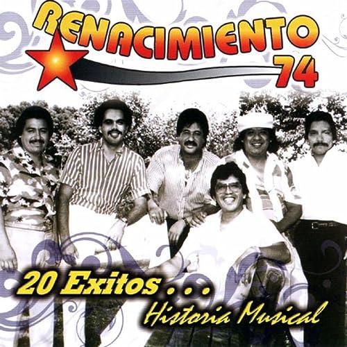 20 Exitos Historia Musical de Renacimiento 74 en Amazon Music ...