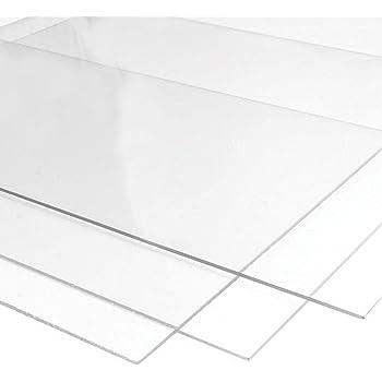 bruchfest /& vielseitig anwendbar 190x115 mm Acrylglas-Zuschnitt Rechteckig gepr/üfter UV-Schutz beidseitig foliert 5 mm stark schwarz Acrylglas- Plexiglas-Platte