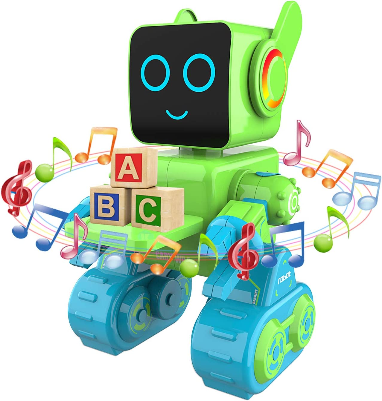 Robot Toy for Kids Remote Outlet Weekly update SALE Control Smart Ro Programmable Dancing