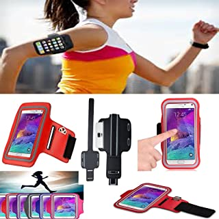 Nike Women's Diamond Armband for/iPhone 5 & SE (Bright Magenta/Red Violet)