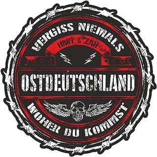 Suchergebnis Auf Für Ossi Aufkleber Merchandiseprodukte Auto Motorrad