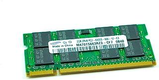 Samsung 2GB PC2-6400 DDR2-800MHz Non-ECC Unbuffered CL6 M470T5663RZ3-CF7