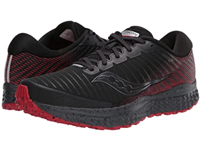 Saucony Guide 13 TR (Black/Red) Men