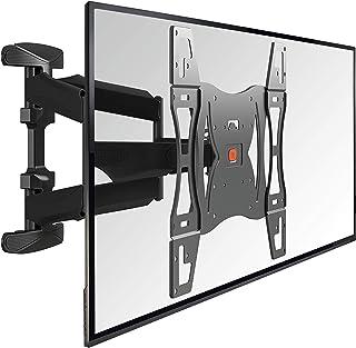 VOGEL'S BASE 45 L Ultra fuerte soporte de Pared para TV muy grande (102-209 cm, 40-82 Pulgadas) y mayor peso (Máx. 45 kg),...