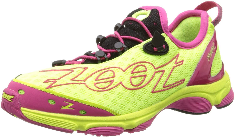 Zoot Womens Running Safety Yellow