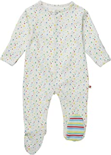 Piccalilly Baby Ditsy Star Toddler Sleepers