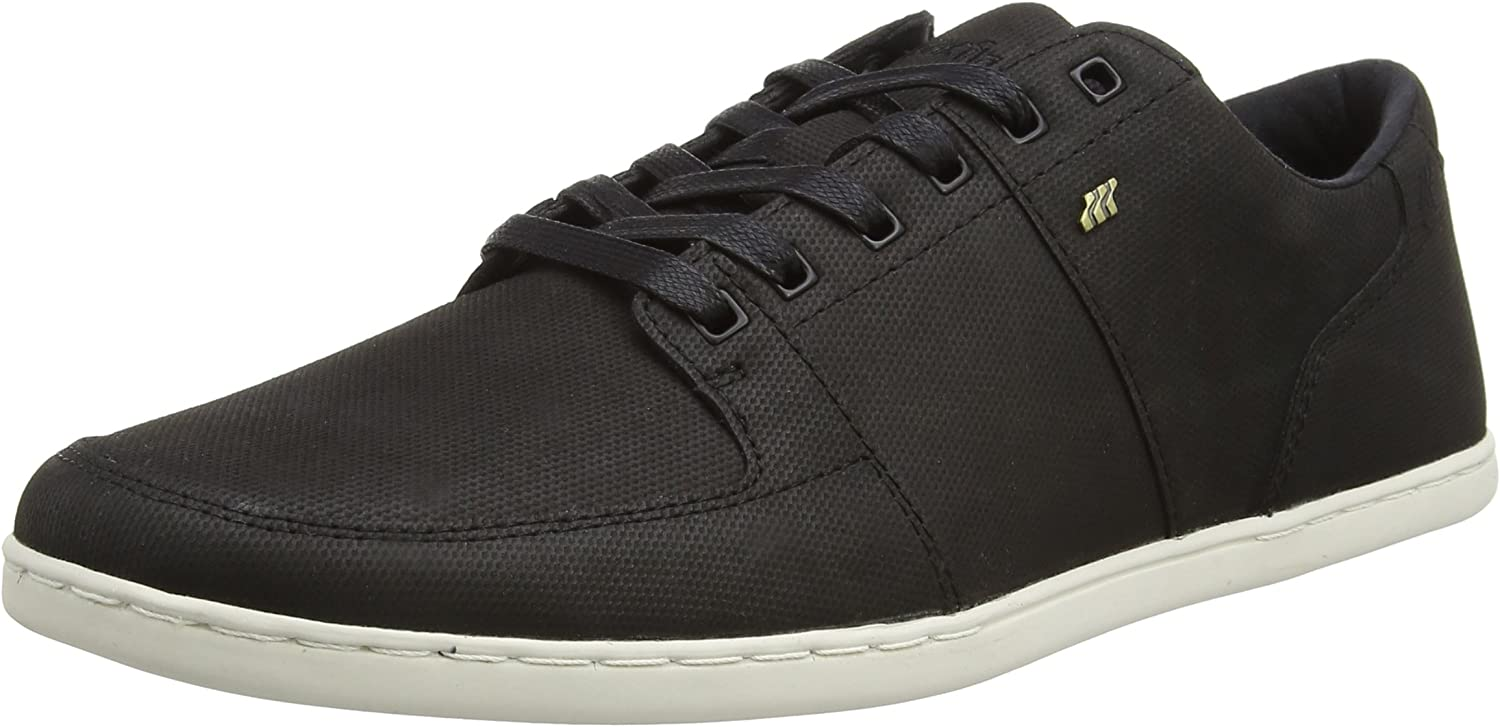 c448655f8a1 Boxfresh Spencer BSC Lea Blk, Men's Low-Top Sneakers Rub nvqqtw66 ...