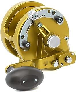 Avet HXJ 5/2 Two Speed Reel - Right-Hand - Gold