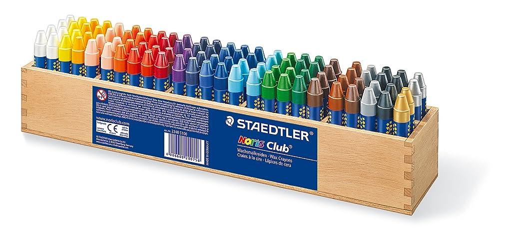Staedtler 2240 S100 Crayon, Assorted