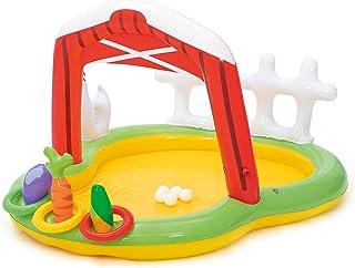 مركز لعب ليل فارمار من بيست واي، 175×147×102 سم، مُتعدد الالوان، 26-53065