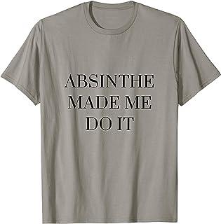 Absinthe gift absinthe T-Shirt