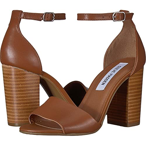 d8e62f39ff2 Brown Block Heel Sandals  Amazon.com