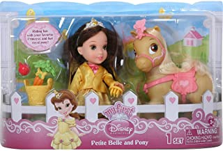Disney Princess Petite Belle and Pony