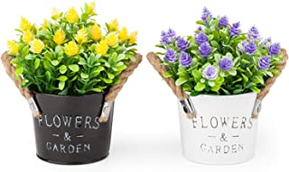 Best fake yellow flowers in bulk Reviews