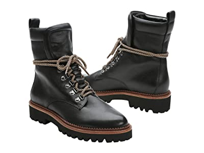 Sanctuary March (Black Leather) Women