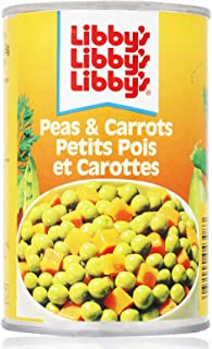 Libby's Peas And Carrot Canned Food - 425 gm