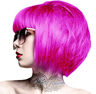 Renbow Crazy Color Semi Permanent Hair Color Cream Pinkissimo No.42 100ml by Crazy Colour