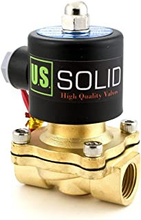 natural gas solenoid