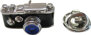 Photography Retro Camera Lapel Pin