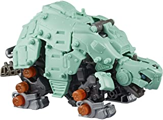 ZOIDS Hasbro Mega Battlers Tanks - Turtle-Type Buildable Beast Figure with Motorized Motion - Toys for Kids Ages 8 and Up,...