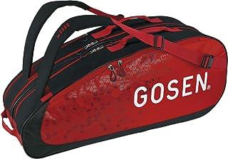 ゴーセン(GOSEN) テニス バドミントン ラケットバッグ Athlete6 テニスラケット6本用