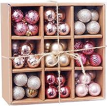 99 Piece Set Christmas Ball Christmas Ball Pendant Christmas Tree Pendant Christmas Ball Set