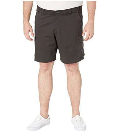Dockers Big Tall Cargo Shorts (Steelhead) Men