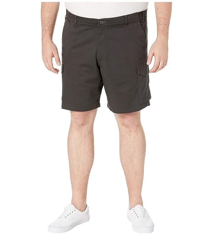 Dockers Big Tall Cargo Shorts (Steelhead) Men