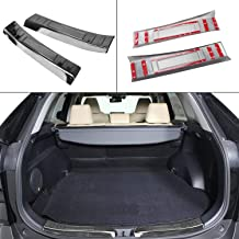 Proadsy Rear Trunk Bumper Protector Guard Sill Plate Protector Stainless Steel for 2019 Toyota RAV4