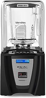 Blendtec Connoisseur 825 Commercial Blender with WildSide+ Jar (96 oz), Includes Blendtec Q Series Sound Enclosure, Strong...