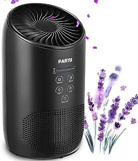 PARTU HEPA Air Purifier - Smoke Air Purifiers for Home...