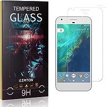 GIMTON Verre Trempé pour Google Pixel XL, 3D Touch Ultra Résistant Protection en Verre Trempé Écran pour Google Pixel XL, ...