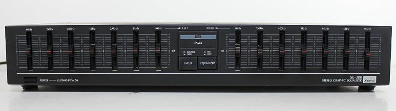 Sansui SE-300 Stereo Graphic Equalizer