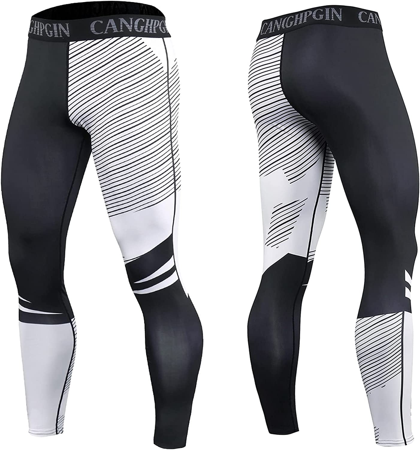 Maryia Mens Workout Pants Moisture Wicking Quick Dry Summer Casual Leggings Muscle Gym Running Fitness Athletic Trouser