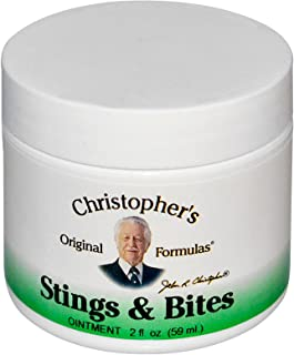 Christopher's Original Formula Plantain Ointment, Formerly: Sting and Bites