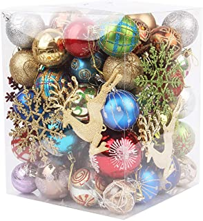 Best assorted christmas ornaments Reviews