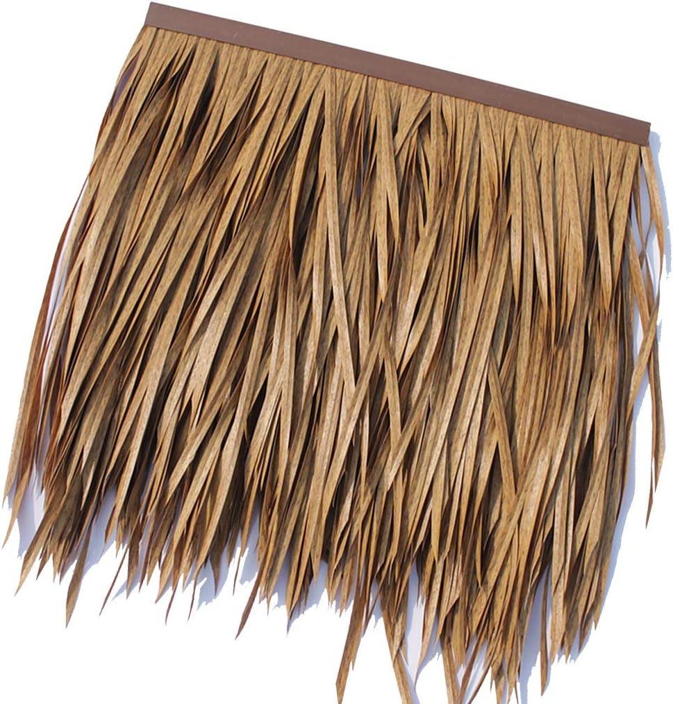 Simulation Popular popular thatch Hawaiian Feel Straw Thatch Artificial Safety and trust Decorati