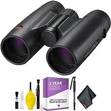 Leica 8x42 Trinovid HD Binocular + Cleaning Kit Essential Accessories Bundle