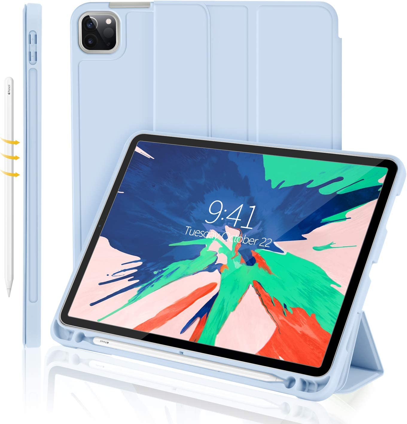 iMieet New iPad Pro 11 Case with Pencil Support Quantity limited Holder 2020 supreme iPa