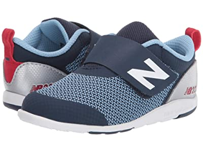 New Balance Kids IO223v1 (Infant/Toddler) (Navy/Red) Boys Shoes