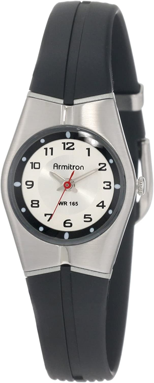 Armitron Sport Women's 25 6355 New popularity Special price Easy Wat Resin Strap Dial Read to