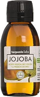 Terpenic Evo Jojoba Virgen Aceite Vegetal 100 ml - 1 Unidad