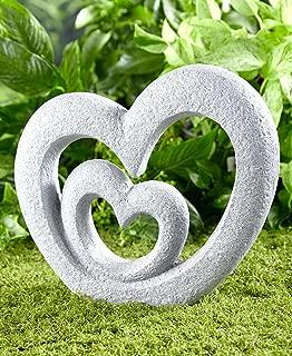 Heart Garden Sculpture
