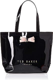 Ted Baker Women's Shopping Bag, Black - 229954 GEEOCON
