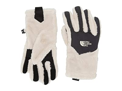 The North Face Kids Osito Etiptm Gloves (Big Kids) (Vintage White) Extreme Cold Weather Gloves