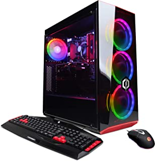 CyberpowerPC Gamer Xtreme VR GXiVR8060A7 con Intel i5-9400F 2.9GHz computadora para Juegos