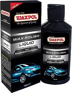 Waxpol ASF820 Showroom Finish Liquid Car Polish (150 ml)